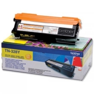 Toner Brother TN328Y 6k gul