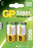Batteri GP Ultra LR14/C 2/fp