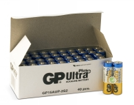 Batteri GP Ultra Plus AA 40/fp
