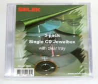 CD-ask Jewel Case 5/fp