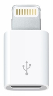 Apple Lightning to Micro USB A