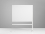 One Mobil Whiteboard s vit