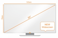 """Whiteboard Nobo Widescreen 55"""""""