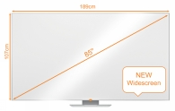 """Whiteboard Nobo Widescreen 85"""""""